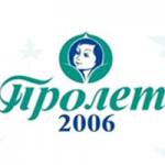 Частна Детска Градина в София - Пролет 2006