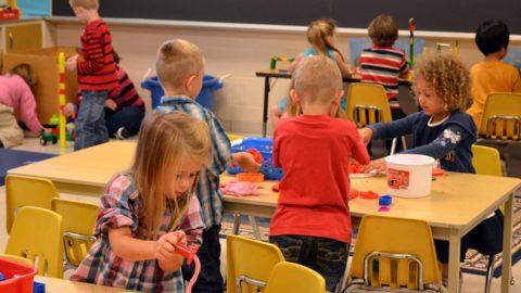 Частната детска градина – най-доброто място, за вашето малко съкровище