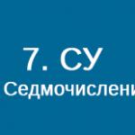 7 СУ - Св. Седмочисленици - София