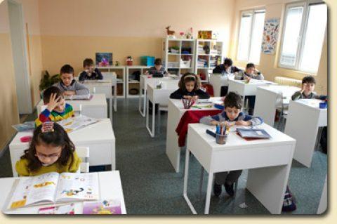 Частно Основно Училище Д-р Мария Монтесори